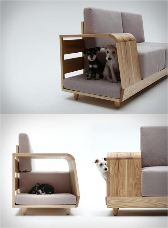 Dog + Sofa, Mun Studio.
