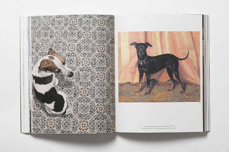 The Book of the Dog: Dogs in Art, Angus Hyland.