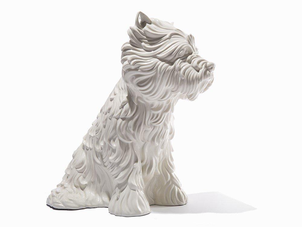 Puppy Vase, Jeff Koons.