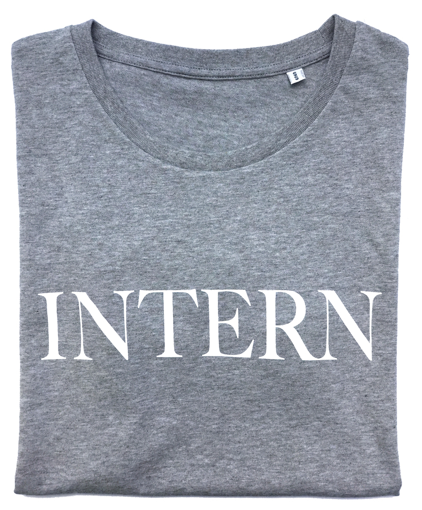 Intern T-shirt by Idea Ltd.