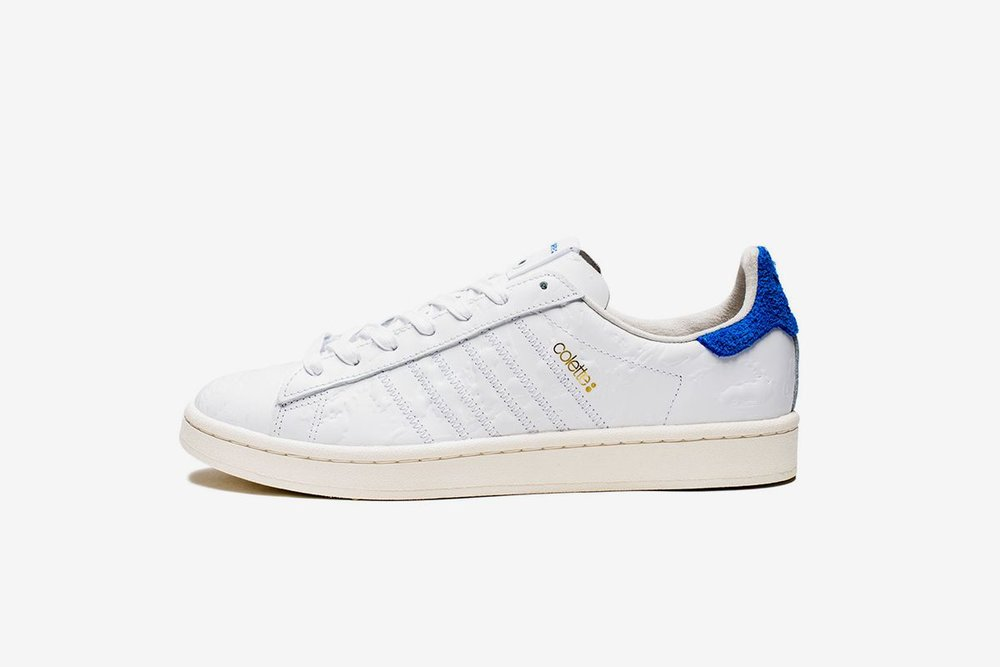Adidas Originals x Colette x Undefeated