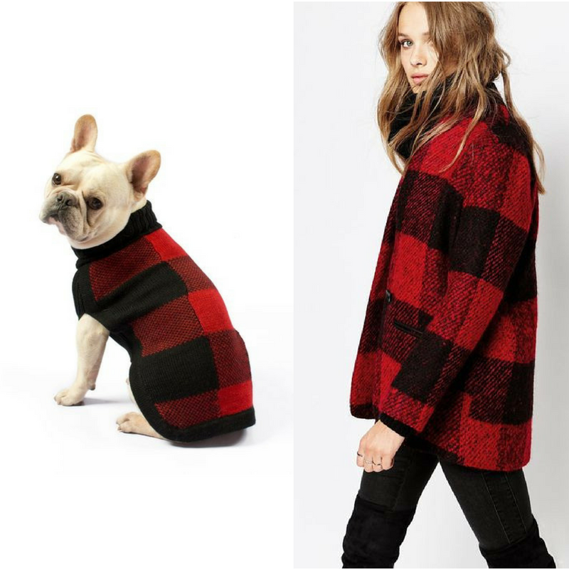 Alqo wasi Buffalo Plaid Dog Jumper.png