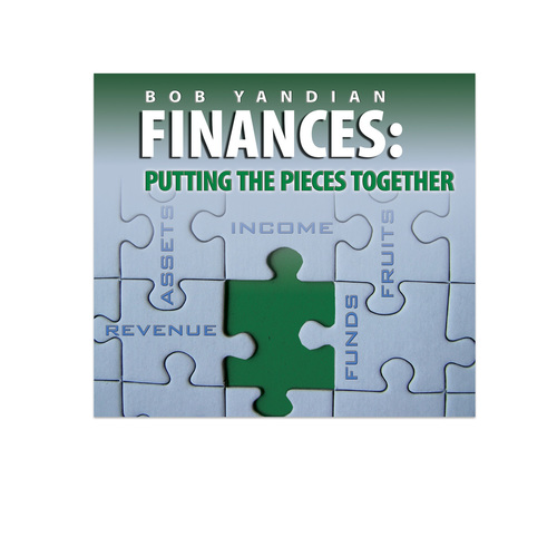 finances putting the pieces together cds bob yandian ministries