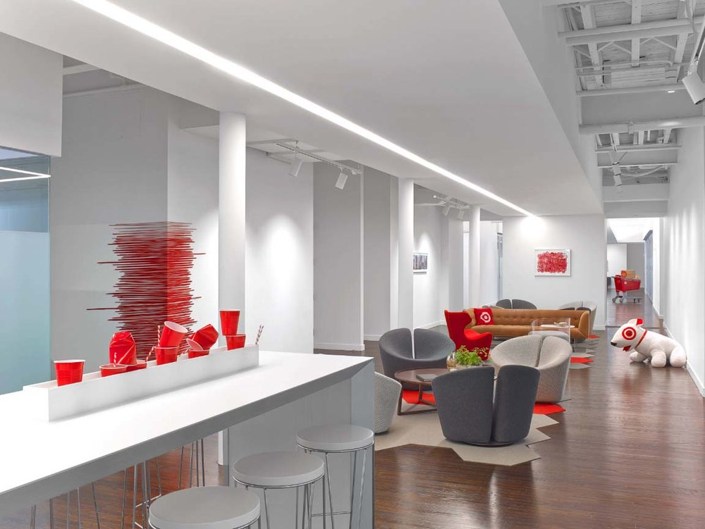 Target Office, NYC | Source: Office Snapshots