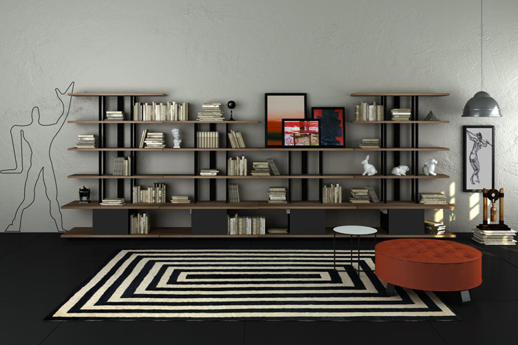 Koleksiyon Karnaval Bookshelves