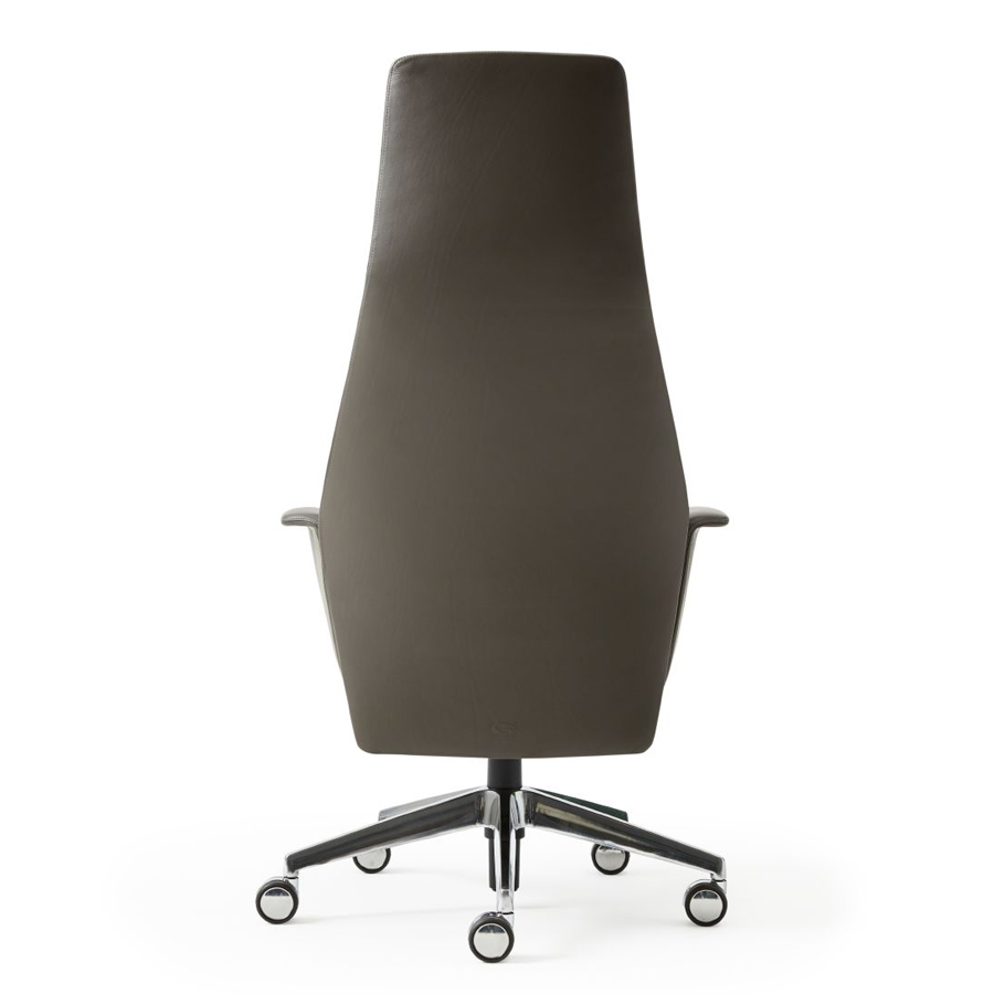 Haworth Collection Downtown Executive Task Chair by Poltrona Frau - High Back