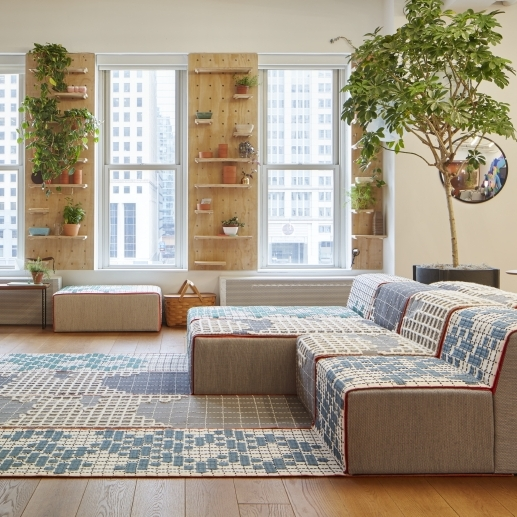 Neocon 2018 - Haworth Showroom - Wellbeing Room