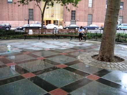 Tribeca Park, Manhattan NY