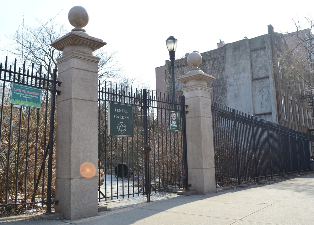 Lentol Garden, Queens NY