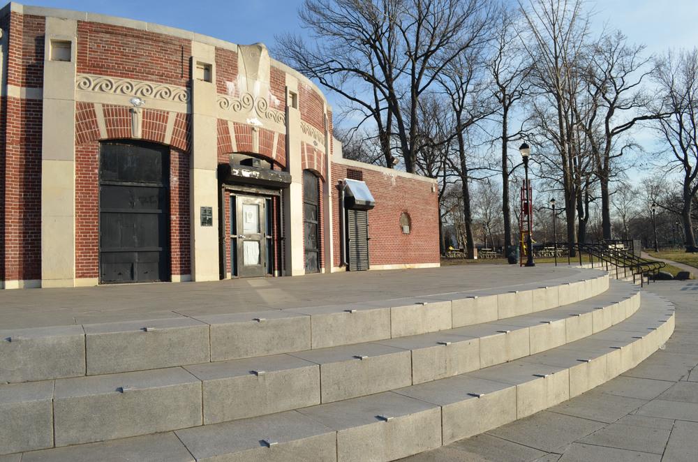Crotona Park, Bronx NY