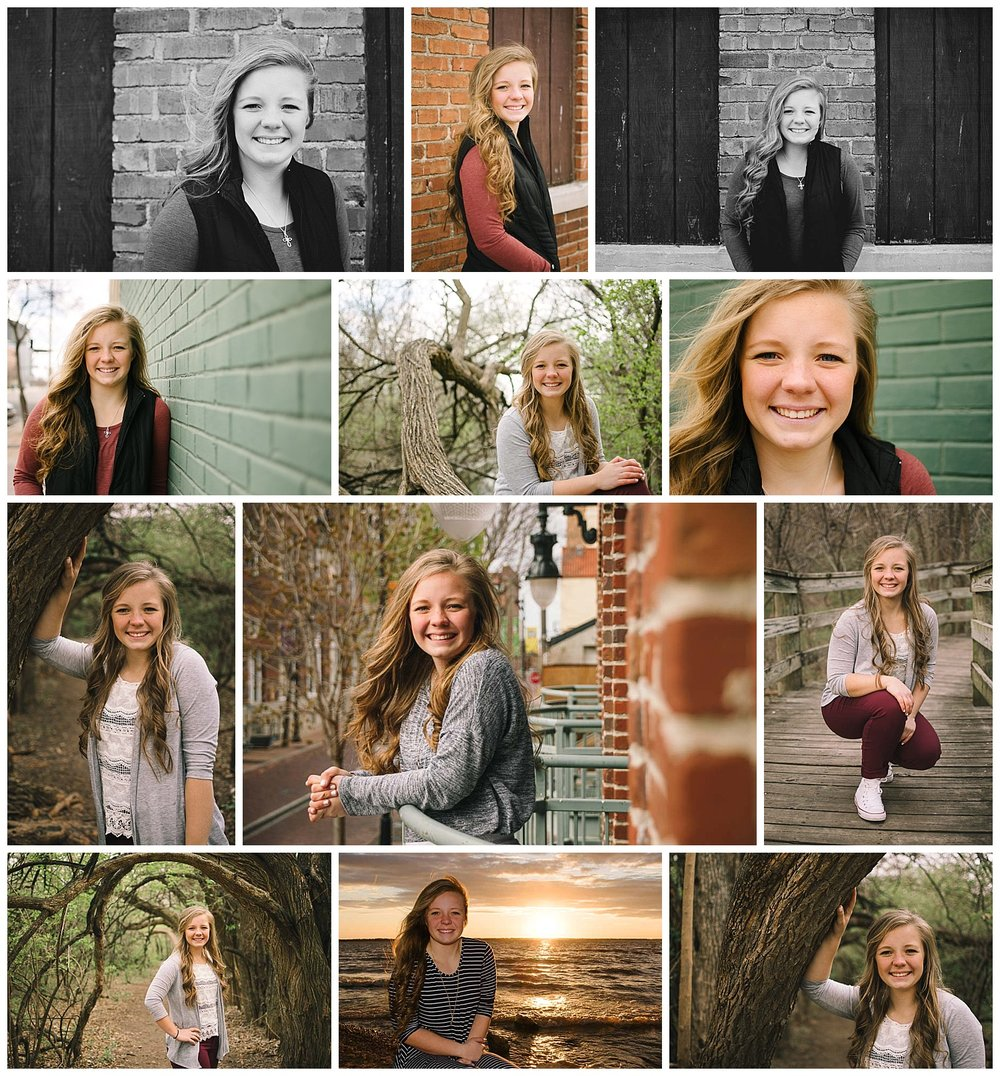 Wichita Senior Portrait