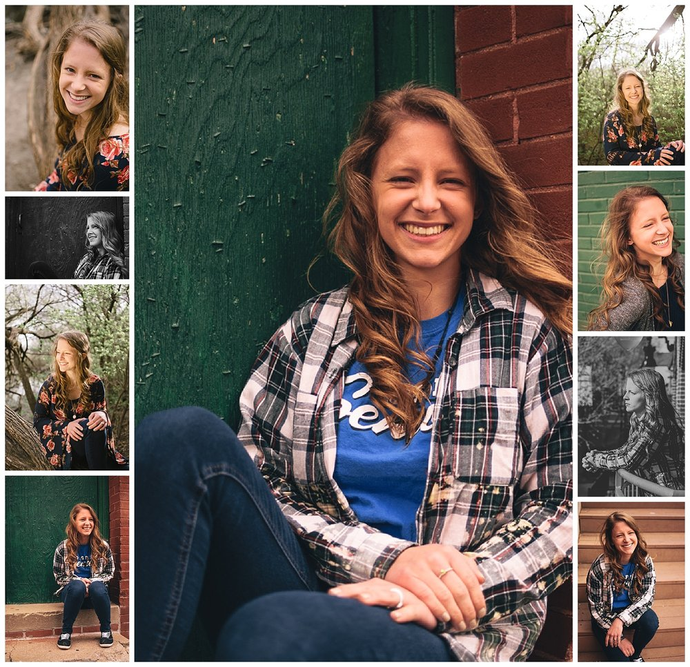 Senior Wichita Portrait