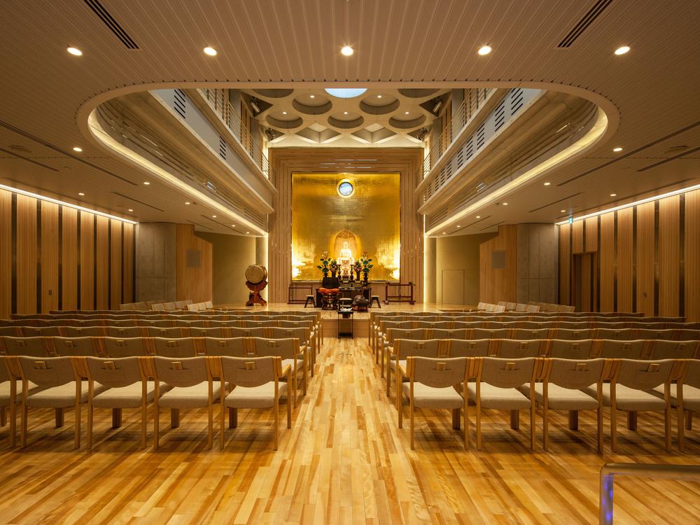 Predigthalle