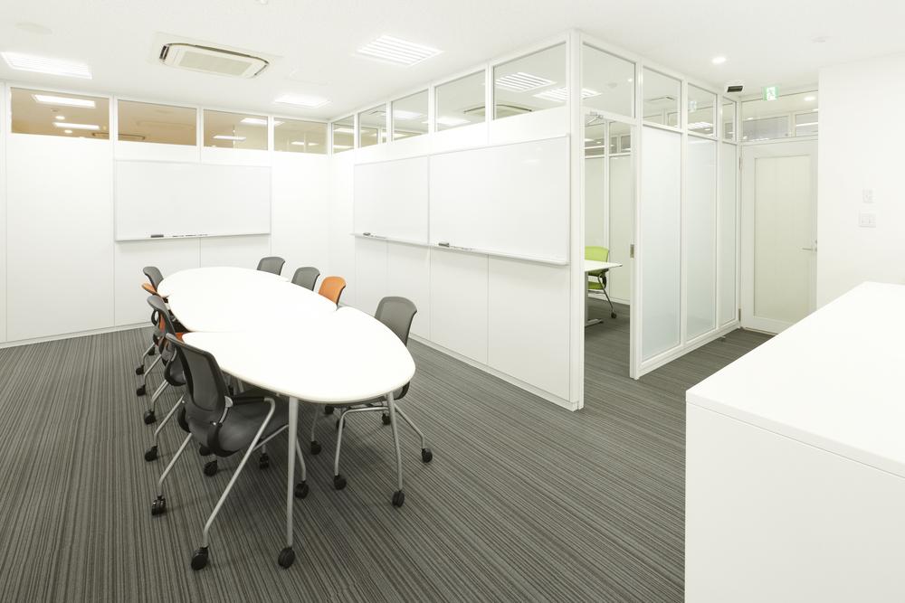 作業場から事務所への改装