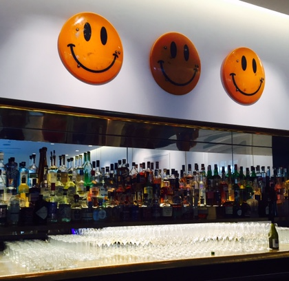 Head to the bar at the hip Congress Hotel!