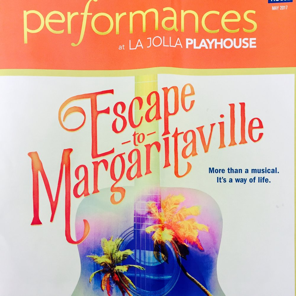 Escape To Margaritaville Opening Preview Night In La Jolla My