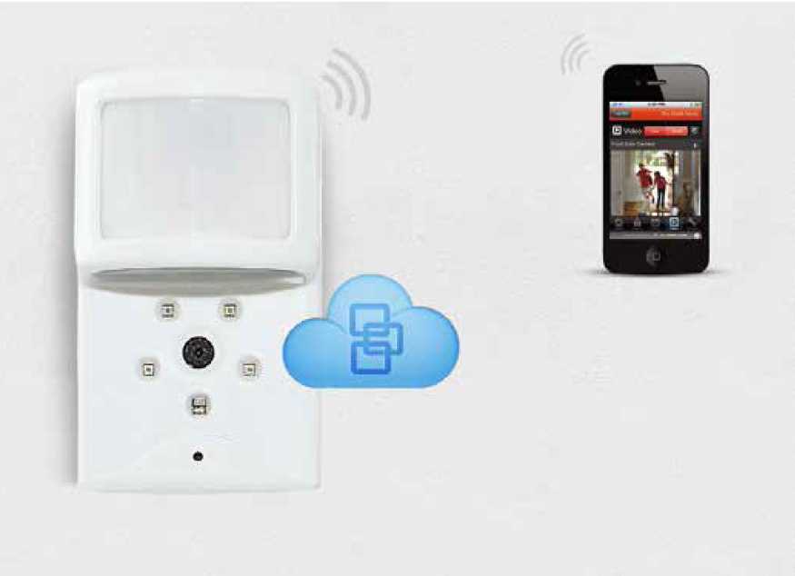 El sistema de imagen con aviso a dispositivos móviles es uno de los servicios que brinda Seguridad Delta.
