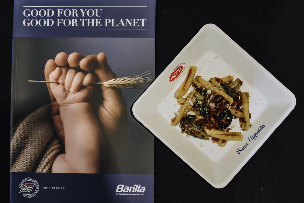 Italian Expo Business Talks - Barilla