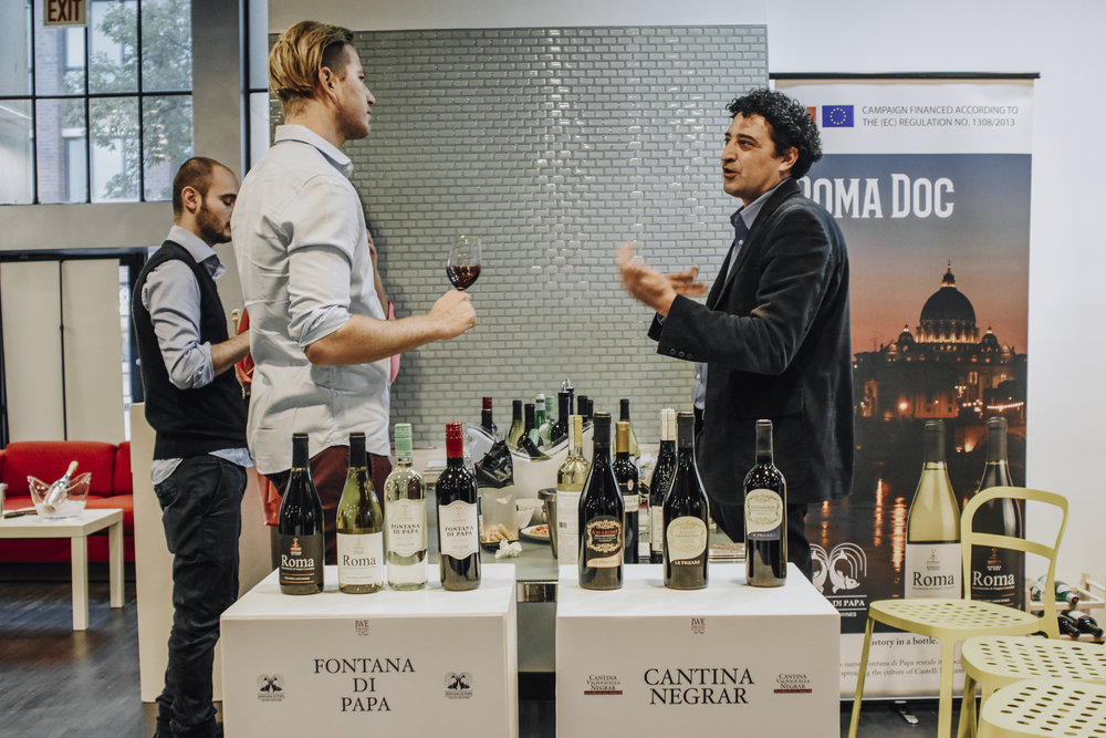 International Wine & Fine Food Expo