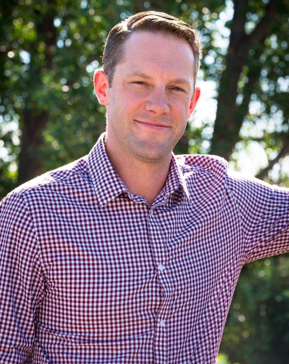 Jackson Dreiling,director of administration & communication -