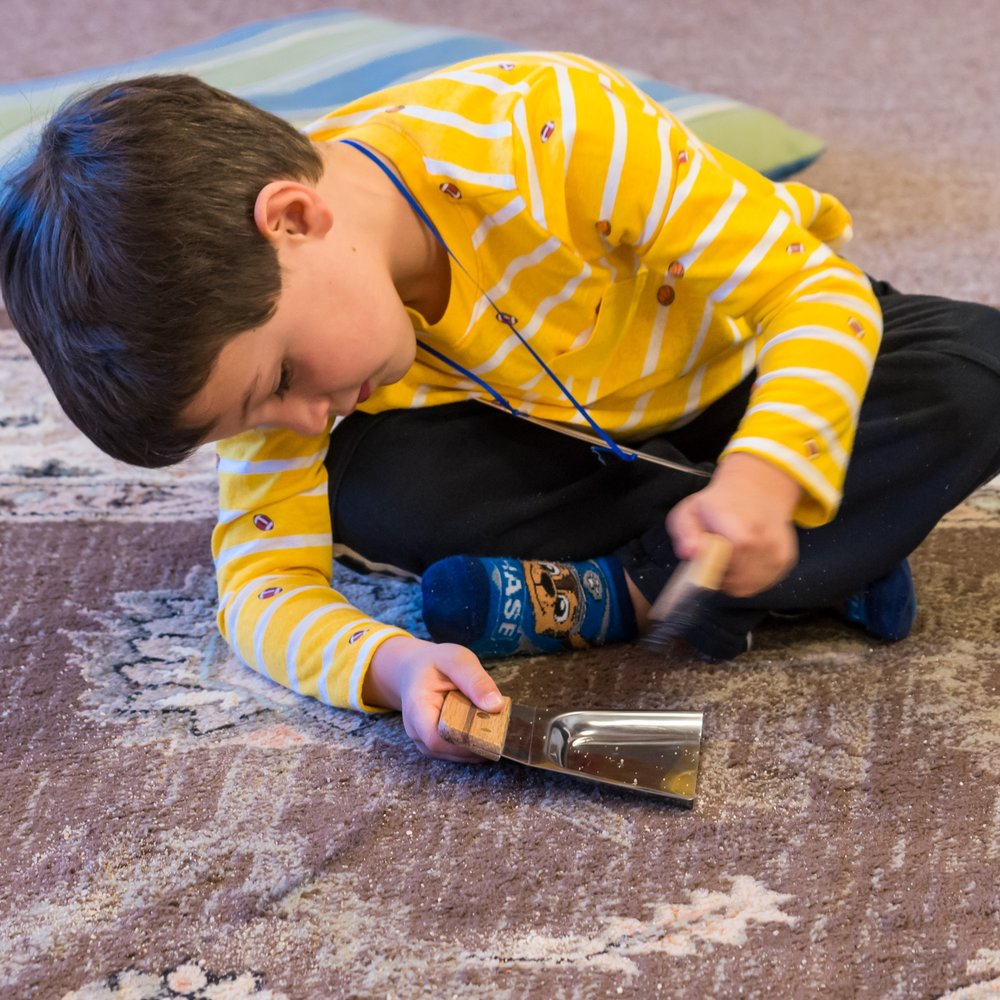 Godly Play & God's Explorers   Sundays 9:45-10:30 am  School Year
