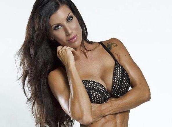 Dani Bulter • Co owner of Crossfit Five Star • NPC Bikini Winner