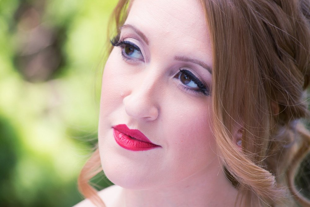 Danielle - Photographer Alison Dunlap - Hairstylist Kimberly Senick