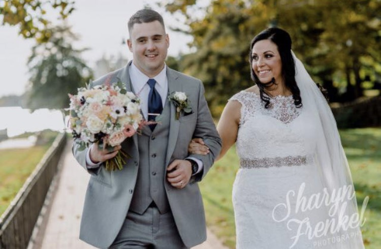 Heather and Joseph - Photographer Sharyn Frenkel