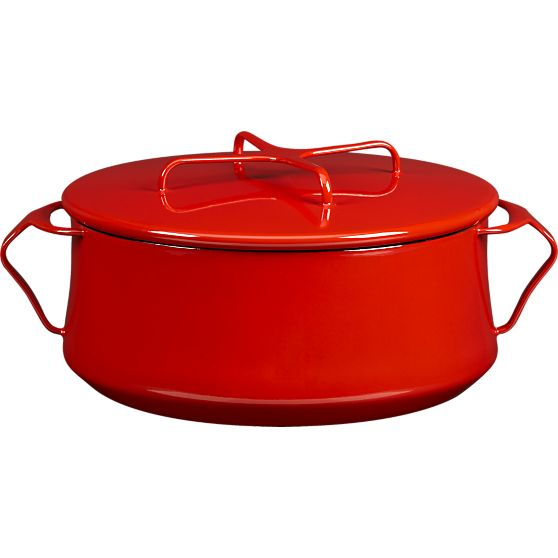 Kobenstyle 4-qt. Casserole from Crate & Barrel