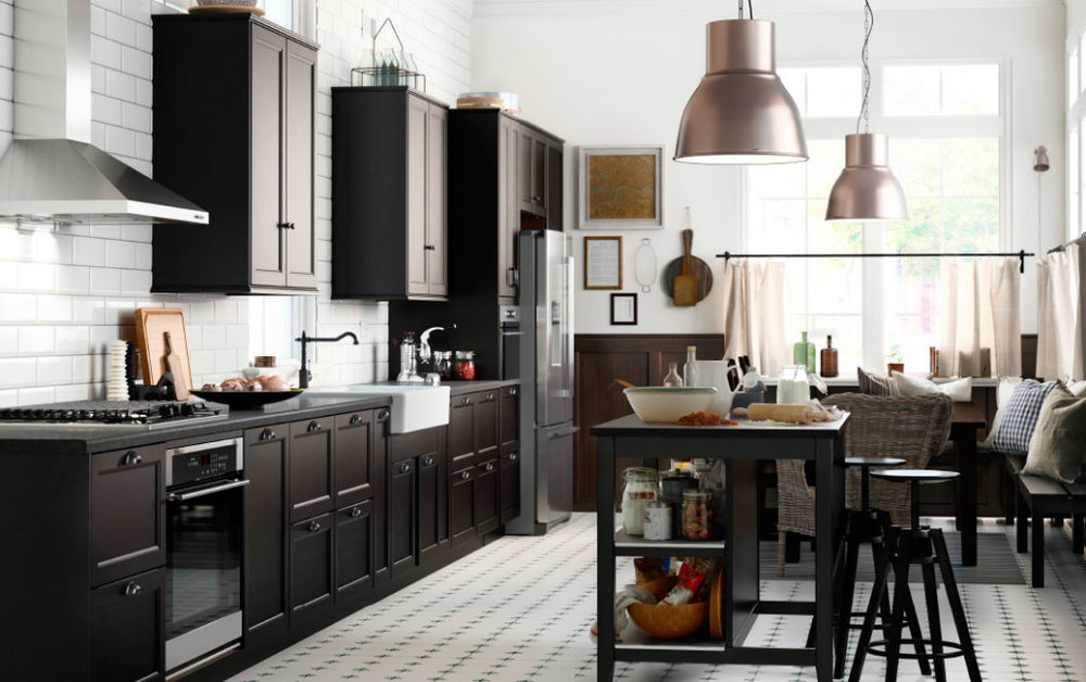 Know the pros and cons of Ikea Sektion Kitchens from a CAVdesign perspective