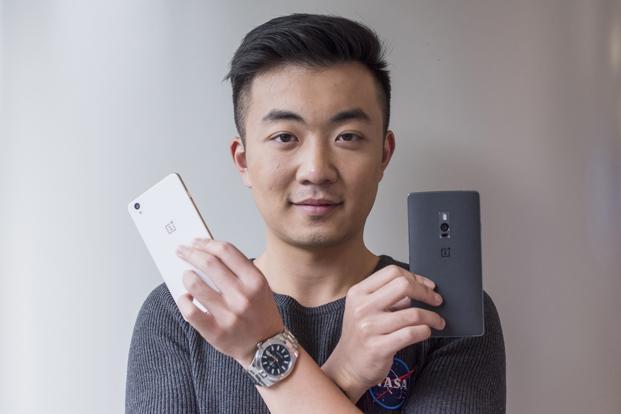OnePlus CEO Carl Pei