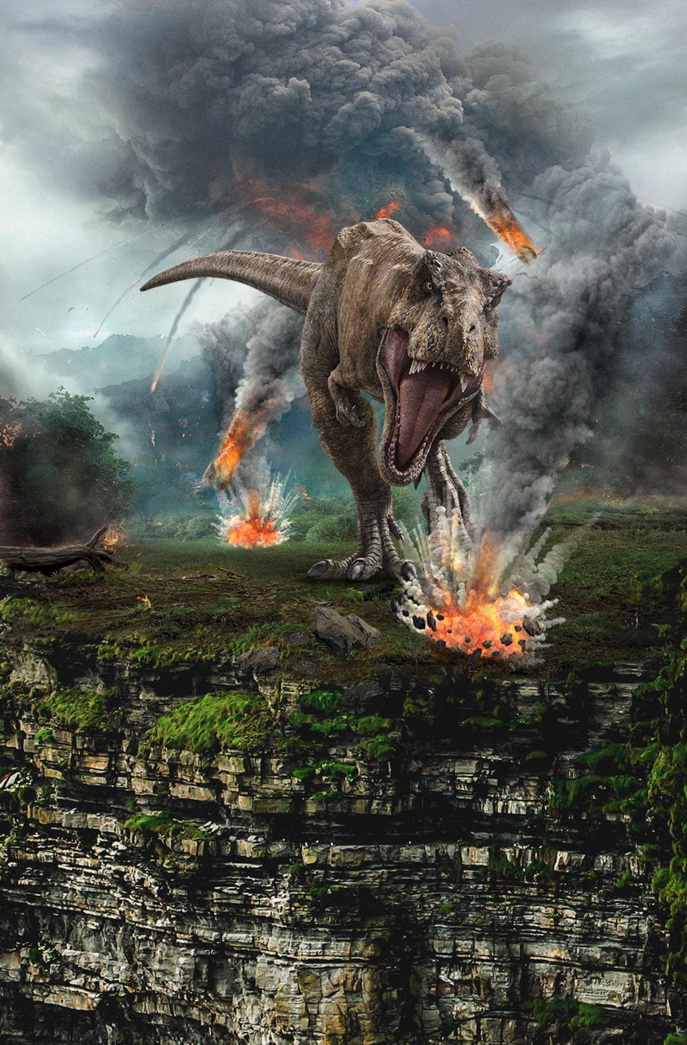 Jurassic World - Vulcano