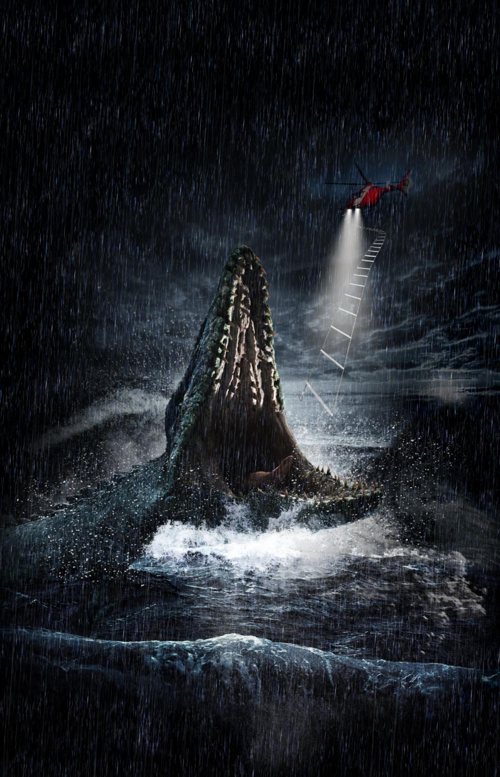 Jurassic World - Sea