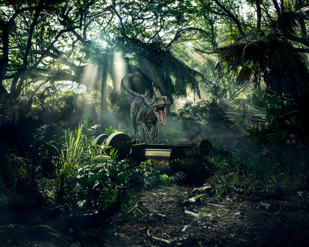 Jurassic World - Jungle