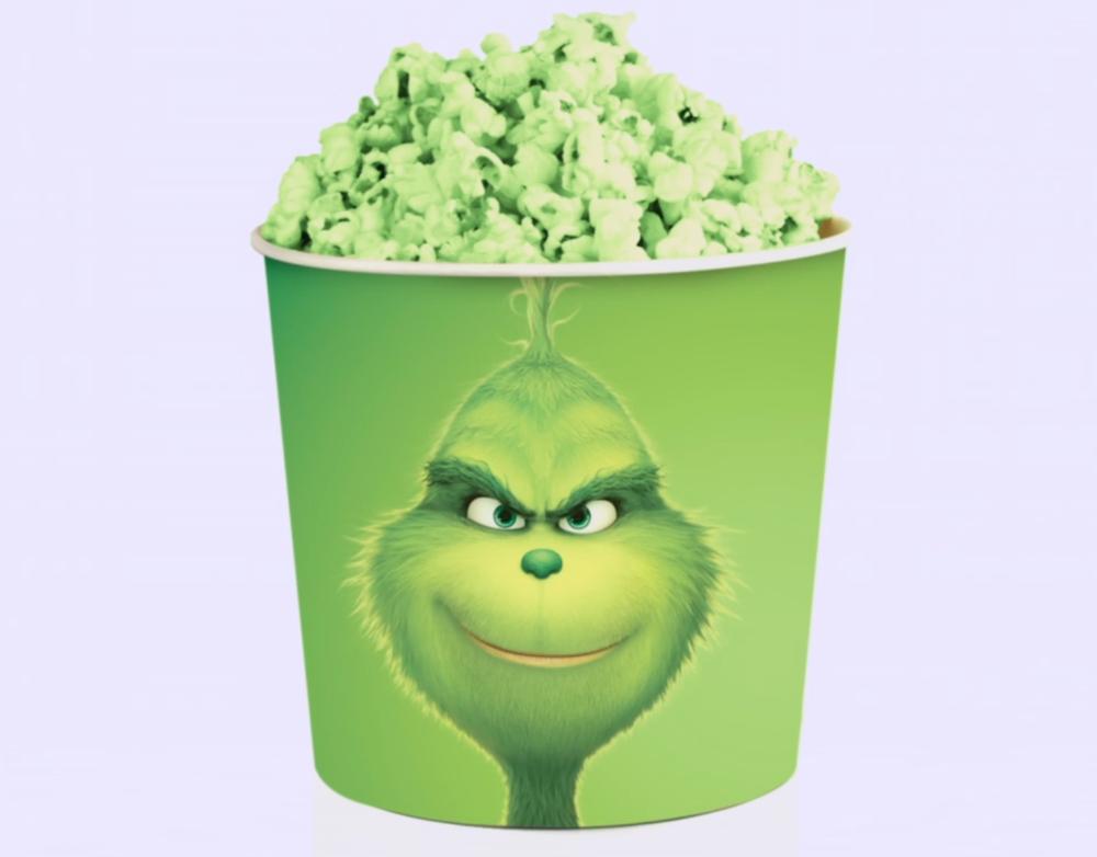 GrinchGreenPopcorn