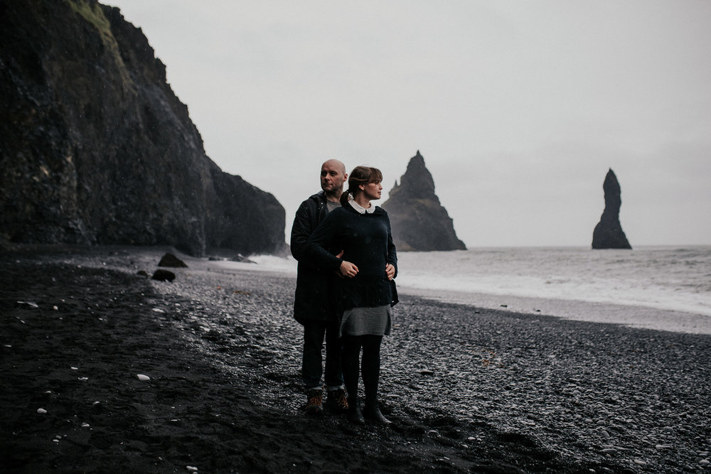 Hochzeitsfotograf-Island-Heidelberg-Mannheim-Wedding-Couple-Black-Beach-58