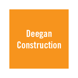 Deegan Construction:  (403) 678-7994 Contact: Pat Deegan