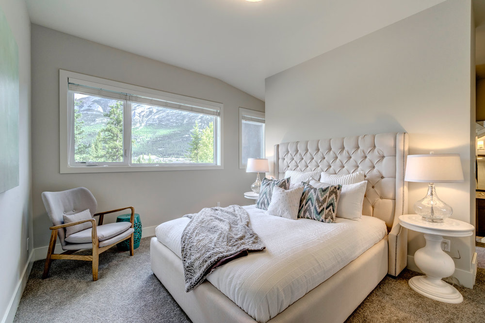 Roomy Master Bedroom, did we mention the views yet?
