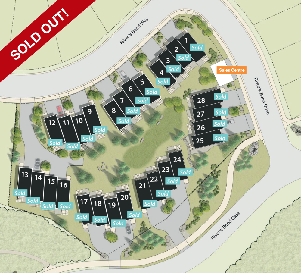 Skogan Court Site Plan