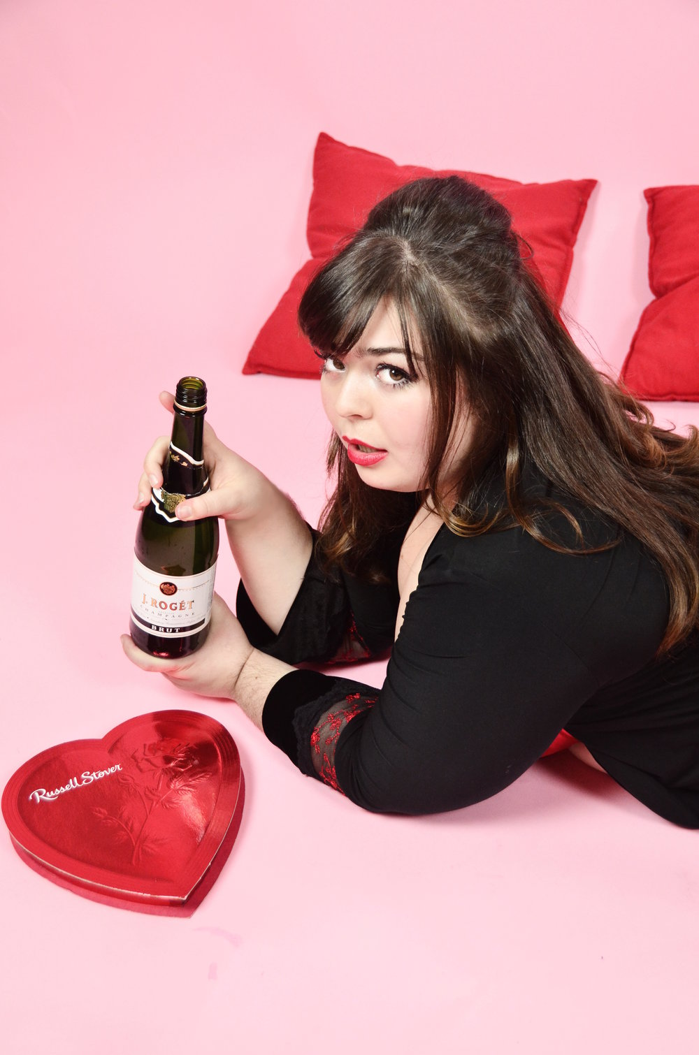 Valentines Pin-Up, February 2016