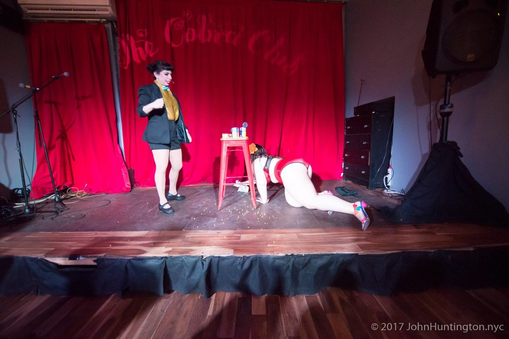 Force Majeure Vaudeville, April 2017