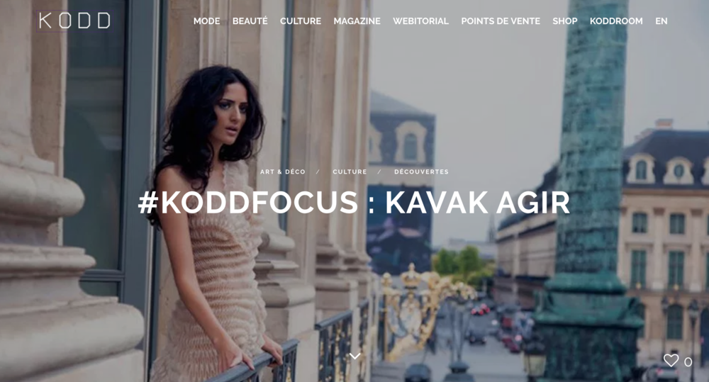 KODD - KAVAK AGIR Focused