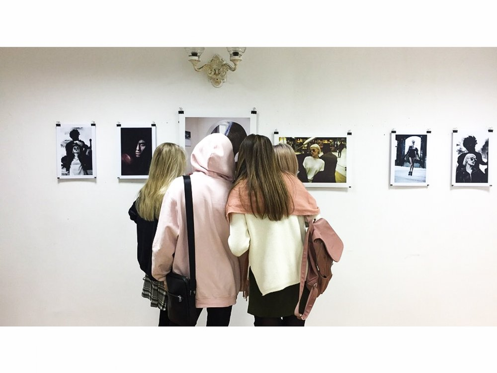 Solo exhibition, Nizhniy Russia  October 12th 2018