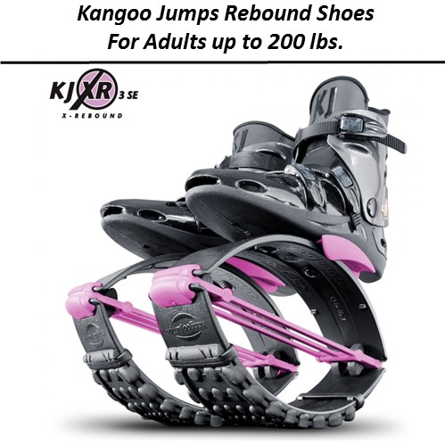Kangoo Jumps Rebound Shoe - Adults up to 200 lbs.