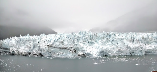 Face of the Marjorie Glacier