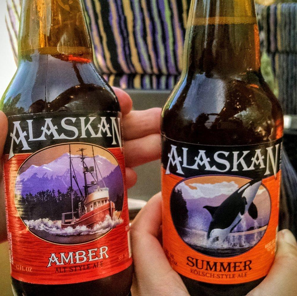 alaskan beers