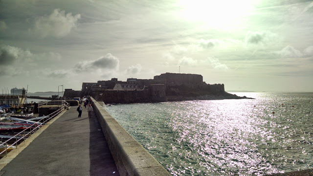 A day at Castle Cornet in Guernsey from 72 Hours To Go