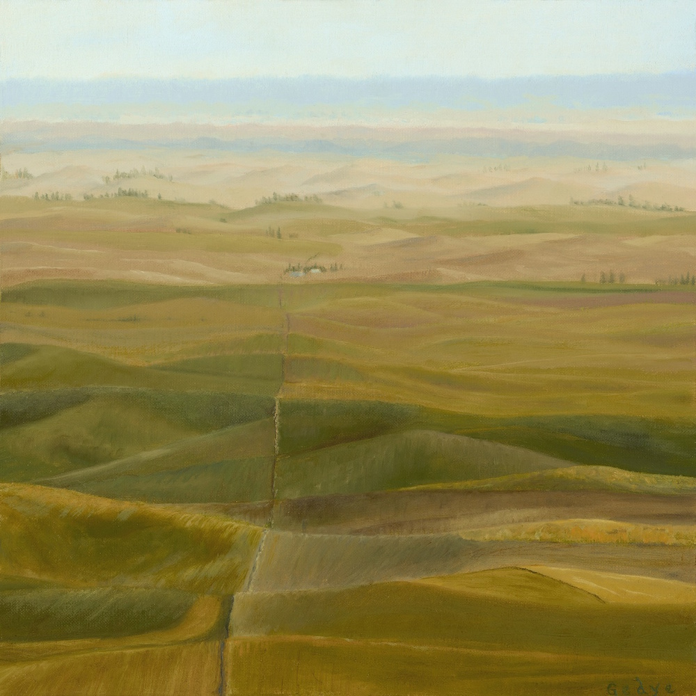 From Steptoe Butte