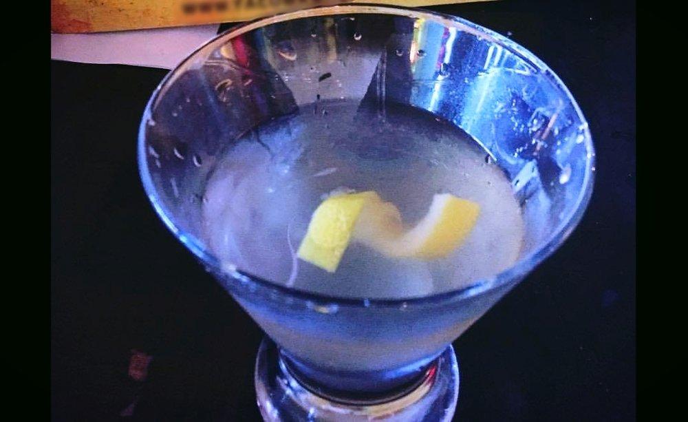 Scenic City Martini