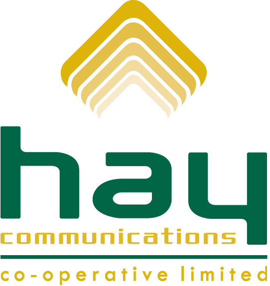 Hay Communications - Hay Communications Co-operative Limited is an independent telecommunications service provider located in Southwestern Ontario that provides phone service to the communities of Grand Bend, Zurich, Dashwood, Exeter, Crediton, Centralia, Hensall, and the surrounding rural and lake shore residents.Hay also provides services to people and businesses outside of our territory where facilities permit.Since 2018, Hay Communications has generously provided The Cultural Collective with high speed fibre optic internet at our studio in downtown Exeter.